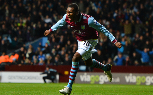 Aston Villa Christian Benteke