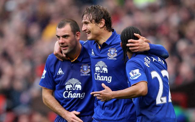 Everton 2-0 Manchester City: Premier League match report