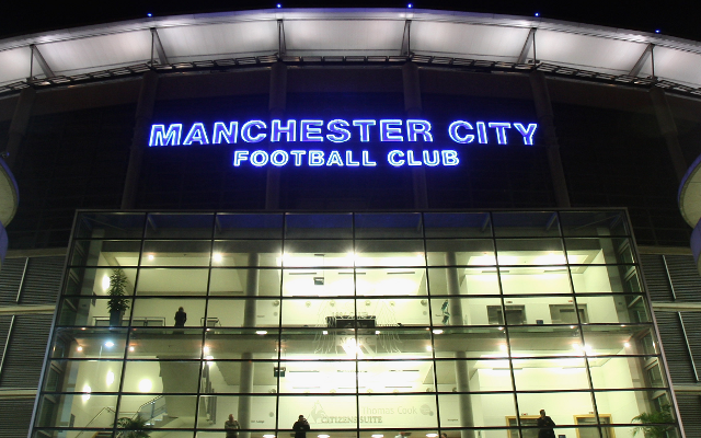 Private: Done deal: Man City sign African striker