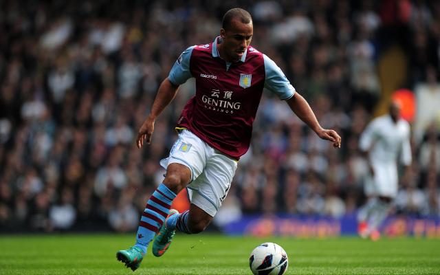 Aston Villa Gabriel Agbonlahor