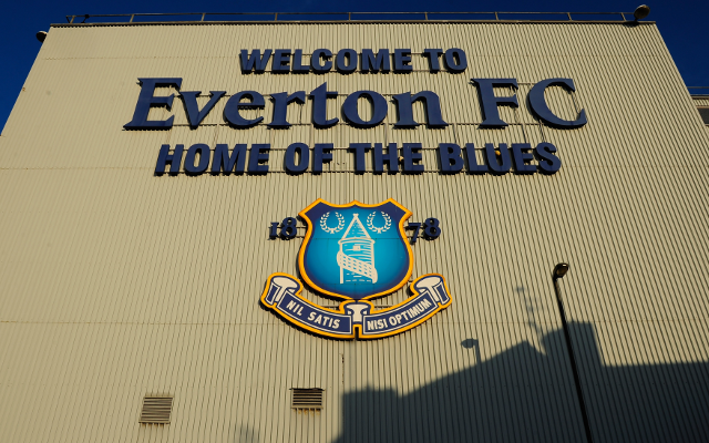 Everton Goodison Park