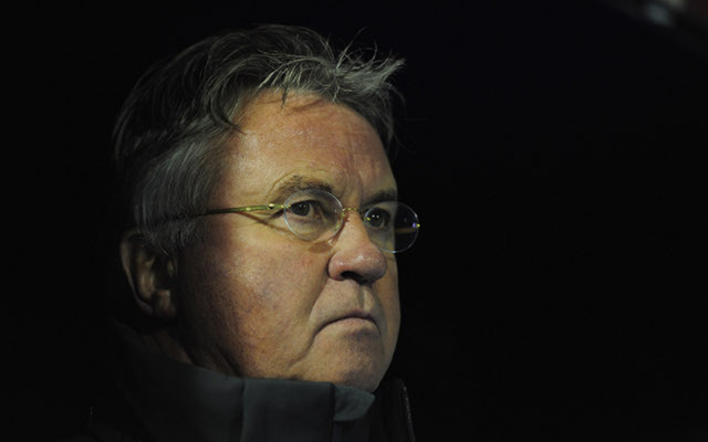 Former Chelsea coach Guus Hiddink refuses to rule out Anzhi stay