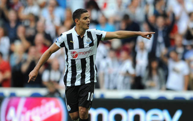 Newcastle United Hatem Ben Arfa