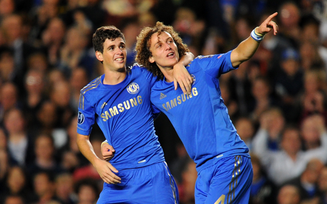 Private: Chelsea star Oscar vows to make amends at 2012 FIFA Club World Cup