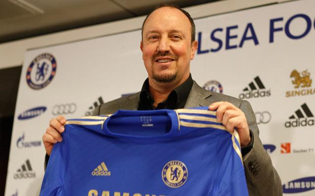 Rafa Benitez issues Chelsea rallying cry