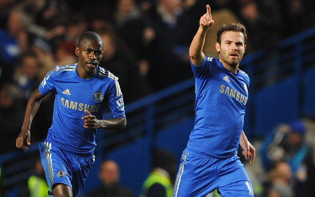 Chelsea predicted Champions League lineup, with Juan Mata restored to the starting XI