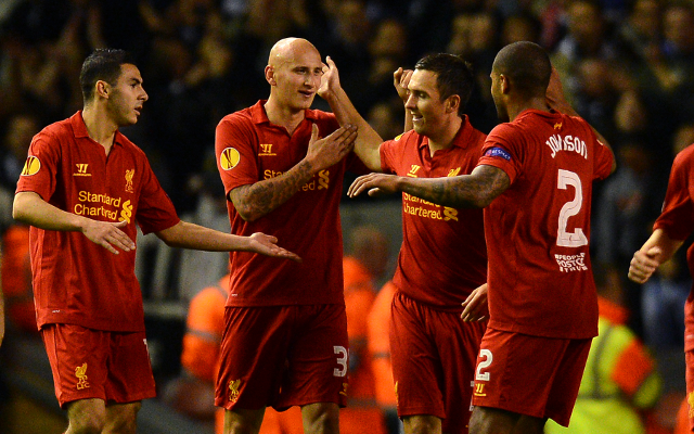 Liverpool midfielder Shelvey keen for more first team football at Anfield