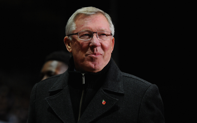 Private: Manchester United boss Sir Alex Ferguson furious with Tottenham over deal