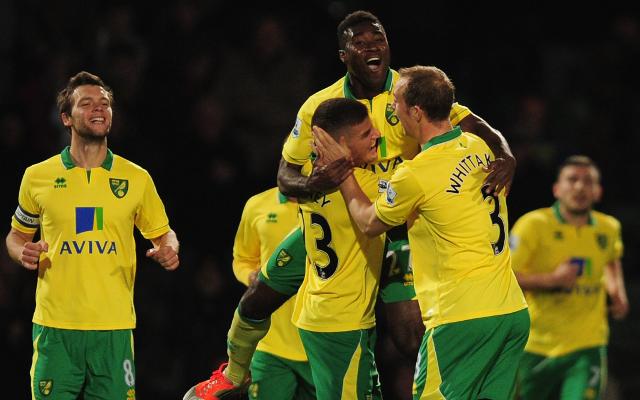 Norwich 4-0 West Brom: Premier League match report