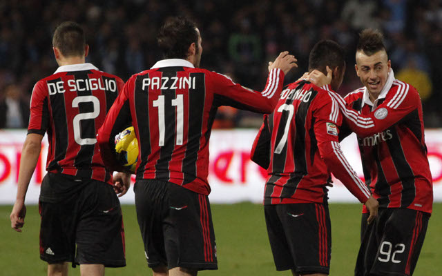 Private: (Video) Milan's Pazzini shows senseational technique with heel-flick and volley goal