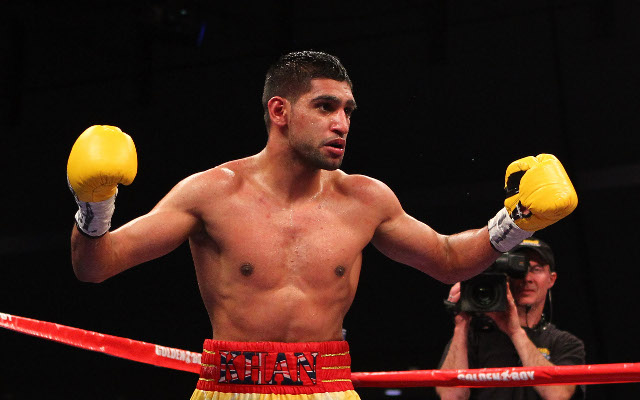 Boxing news: Amir Khan accepts Adrien Broner's challenge