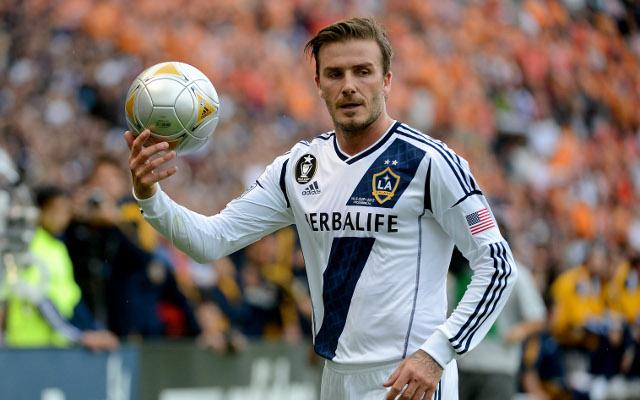 David Beckham in talks to purchase MLS franchise