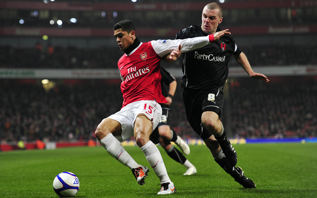 Private: Arsenal midfielder nears exit