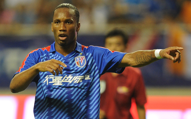 Private: Drogba dropped by Ivory Coast