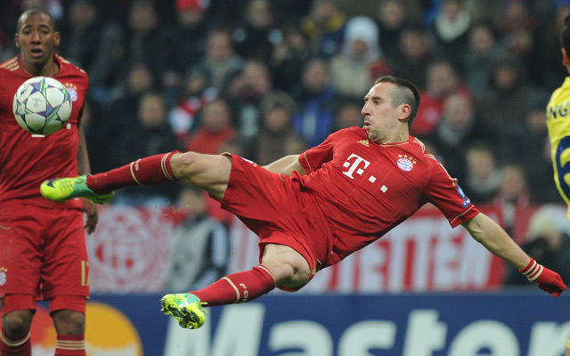 Franck Ribery eager to extend contract with Bayern Munich