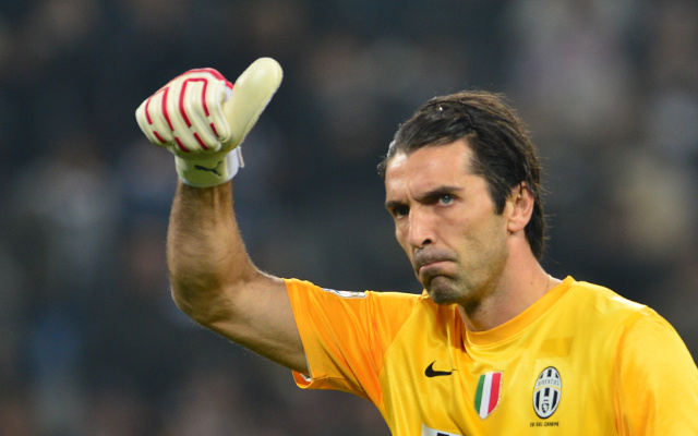 Report: Italy goalkeeper Gianluigi Buffon out England World Cup game with ankle injury