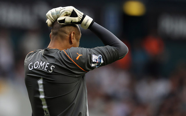 Heurelho Gomes Tottenham