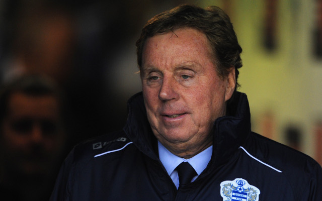 Private: QPR boss Redknapp would welcome Celtic and Rangers