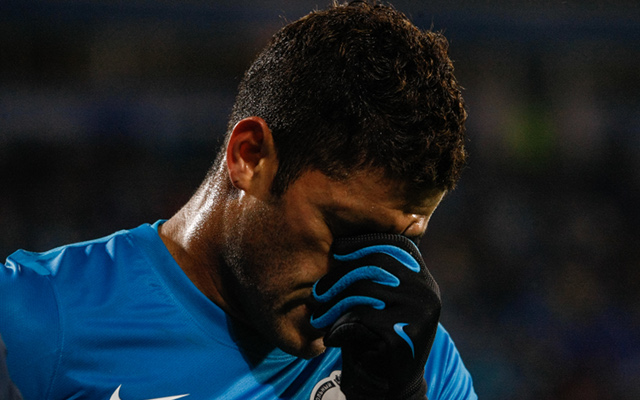 Private: Arsenal and Chelsea are shock contenders for sensational Hulk deal