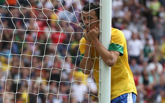 Tottenham to replace Emmanuel Adebayor with Brazil attacker