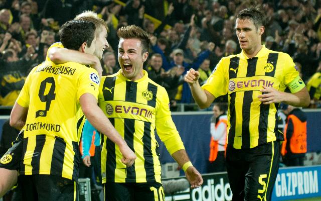 Borussia Dortmund 3-2 Malaga CF: UEFA Champions League match report