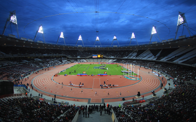 Private: West Ham United the winners in Olympic Stadium competition