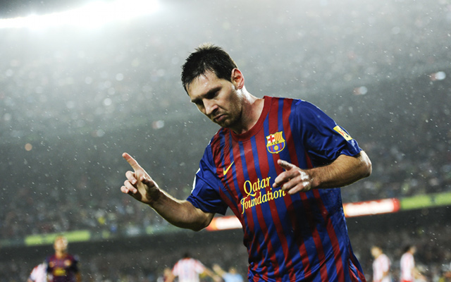 Spurs world-beater pips Barcelona ace to score most shots outside the box in 2012/13