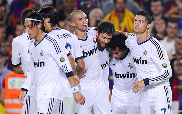 Ronaldo + Marcelo + Alonso + Pepe + Ozil Real Madrid