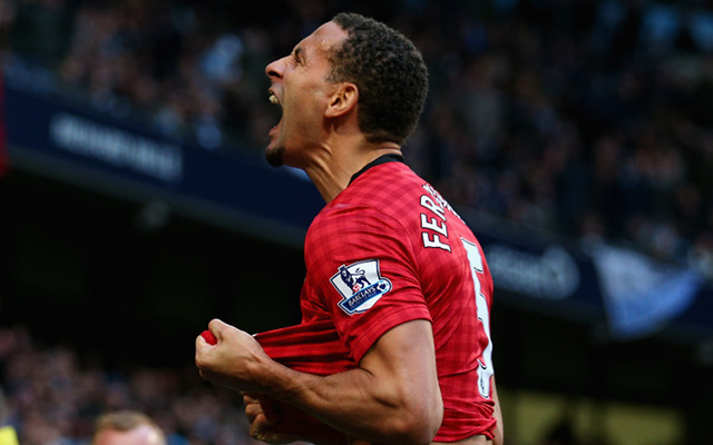 Rio Ferdinand withdraws from England squad for World Cup Qualifying double header