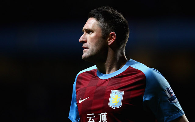 Private: Aston Villa, QPR and Norwich eyeing January deal for Robbie Keane