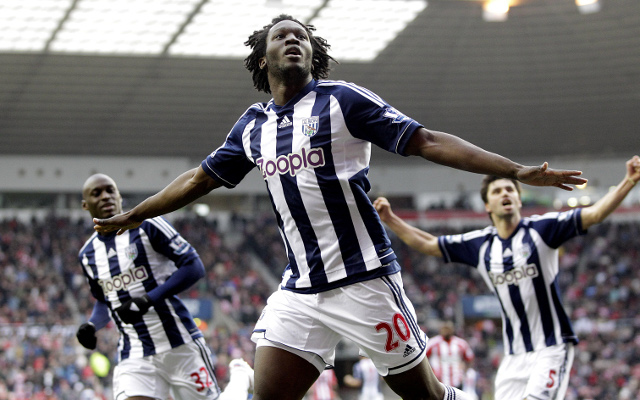 Private: Lukaku set to stay at West Brom