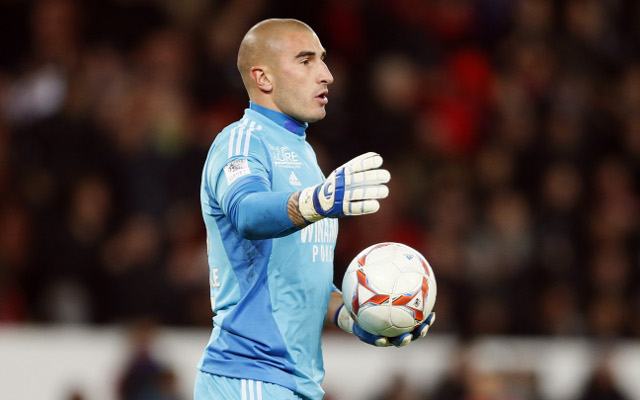 Arsenal given deadline by Saint Etienne over goalkeeper Stephane Ruffier