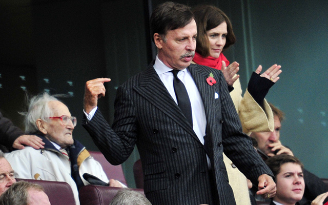 Arsenal owner makes $227 million bid… for television channel