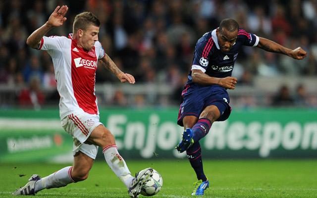 Toby Alderweireld Ajax