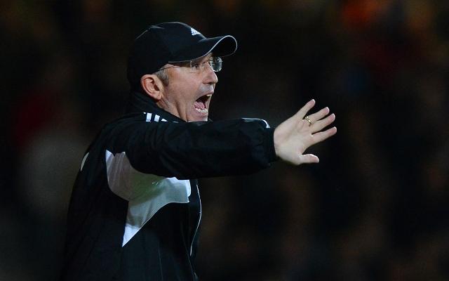 Tony Pulis Stoke City
