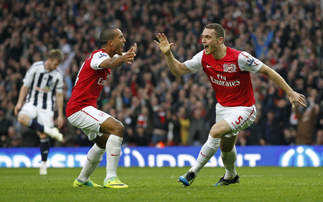 Private: Arsenal must keep Walcott – Vermaelen