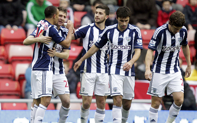 Private: Boost for West Brom as Odemwingie is omitted from Nigeria ANC squad