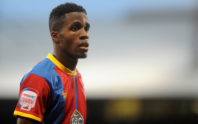 Private: Manchester United new-boy Wilfried Zaha commits International future to England