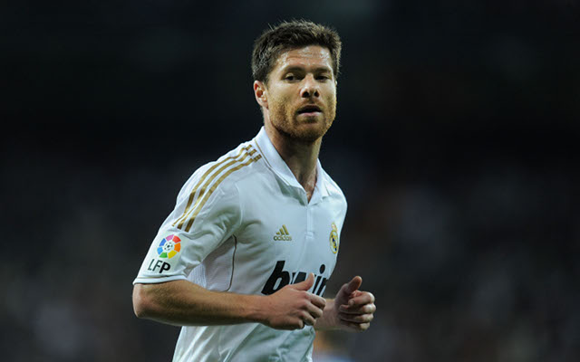 Real Madrid Xabi Alonso