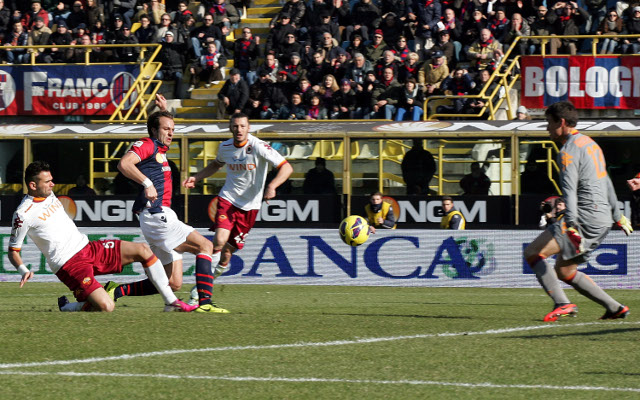 Private: (Video) Bologna 3-3 Roma: Serie A highlights and match report