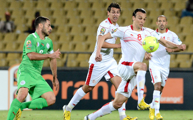 AFCON: Tunisia steal late victory over Algeria
