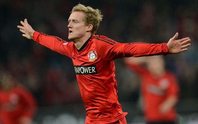 Andre Schurrle Bayer Leverkusen
