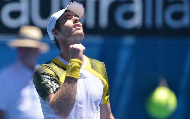 Private: Murray eases into Quarter-Finals of Oz Open