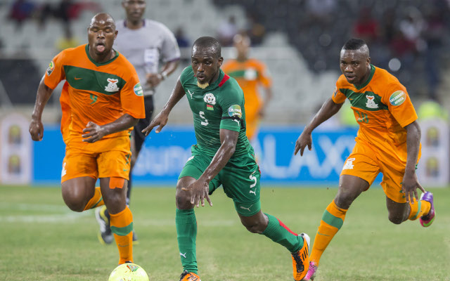 Private: AFCON: Burkina Faso knock out Champions Zambia