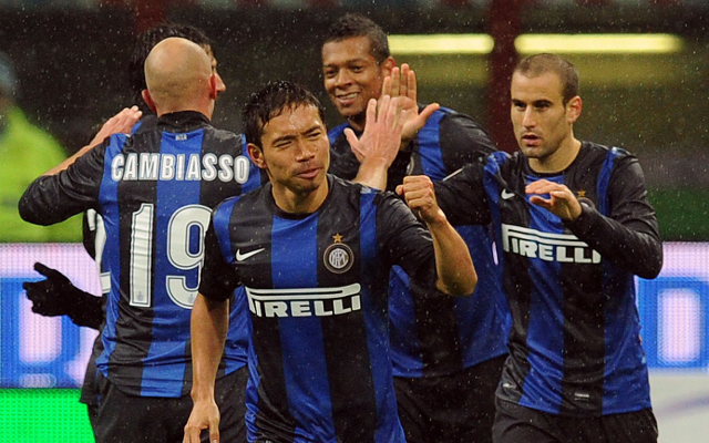 (Video) Catania 2-3 Inter Milan: Serie A highlights