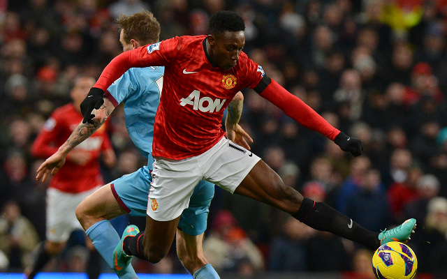 Danny Welbeck Manchester United