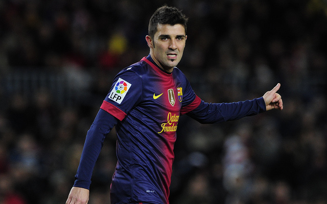 Five strikers Tottenham could target after missing out on Barcelona star David Villa