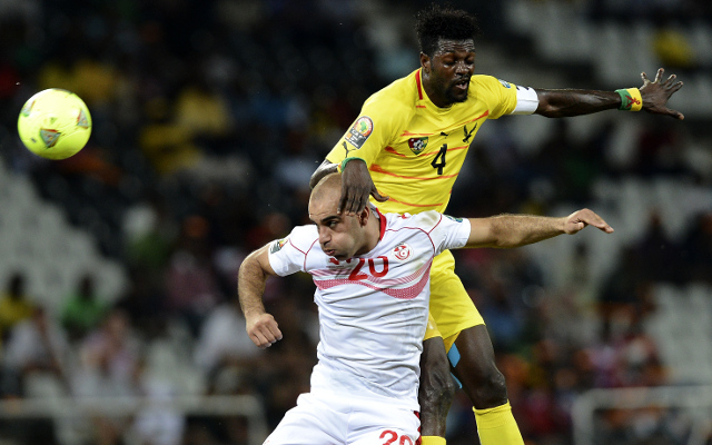 Private: AFCON: Adebayor's Togo make history as Tunisia crash out