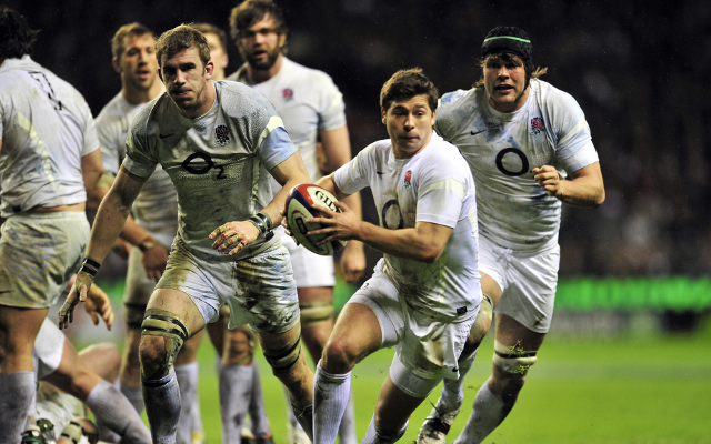 Private: England hit by injuries in run-up to Calcutta Cup clash against Scotland