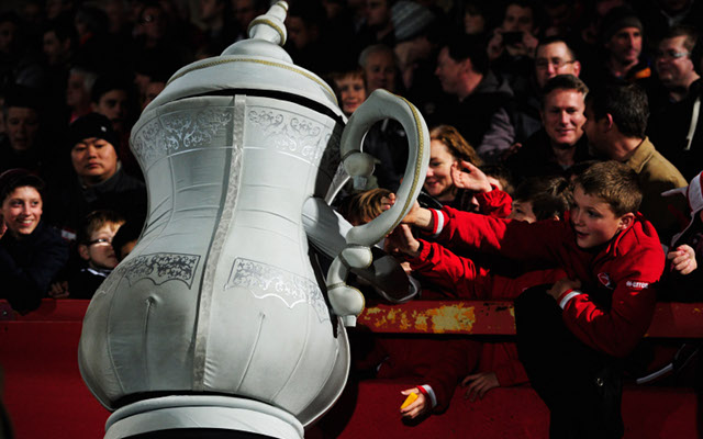 FA Cup Semi-Final Draw: Arsenal and Liverpool kept apart